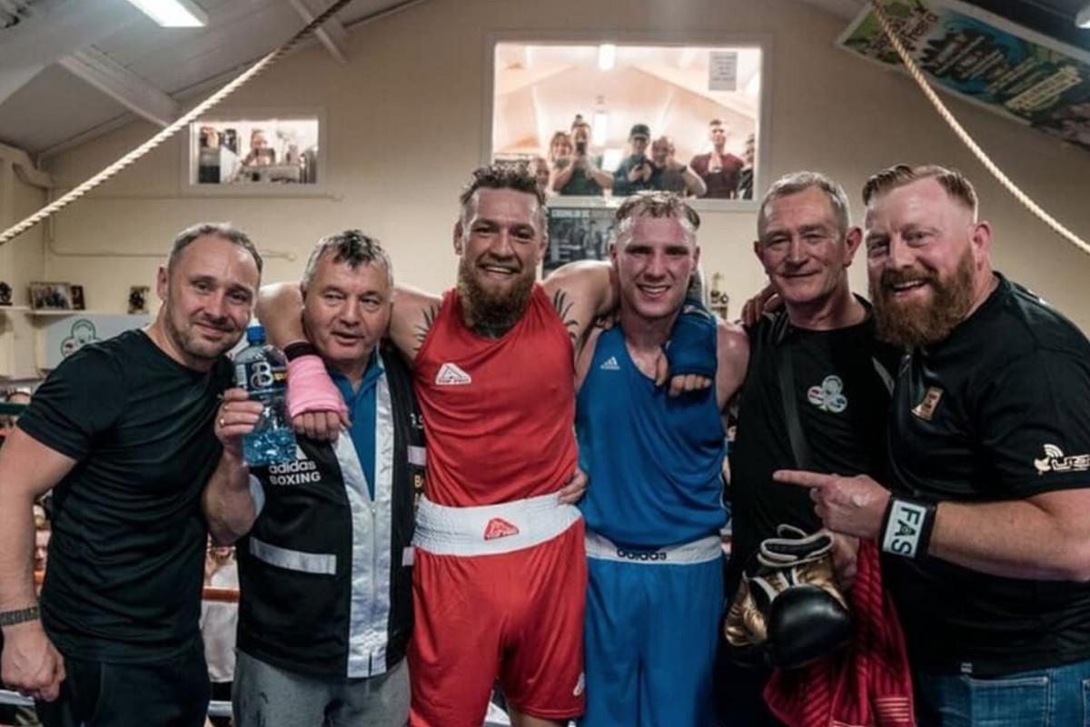 'He showed supreme class': Phil Sutcliffe Sr. on Conor McGregor's boxing exhibition