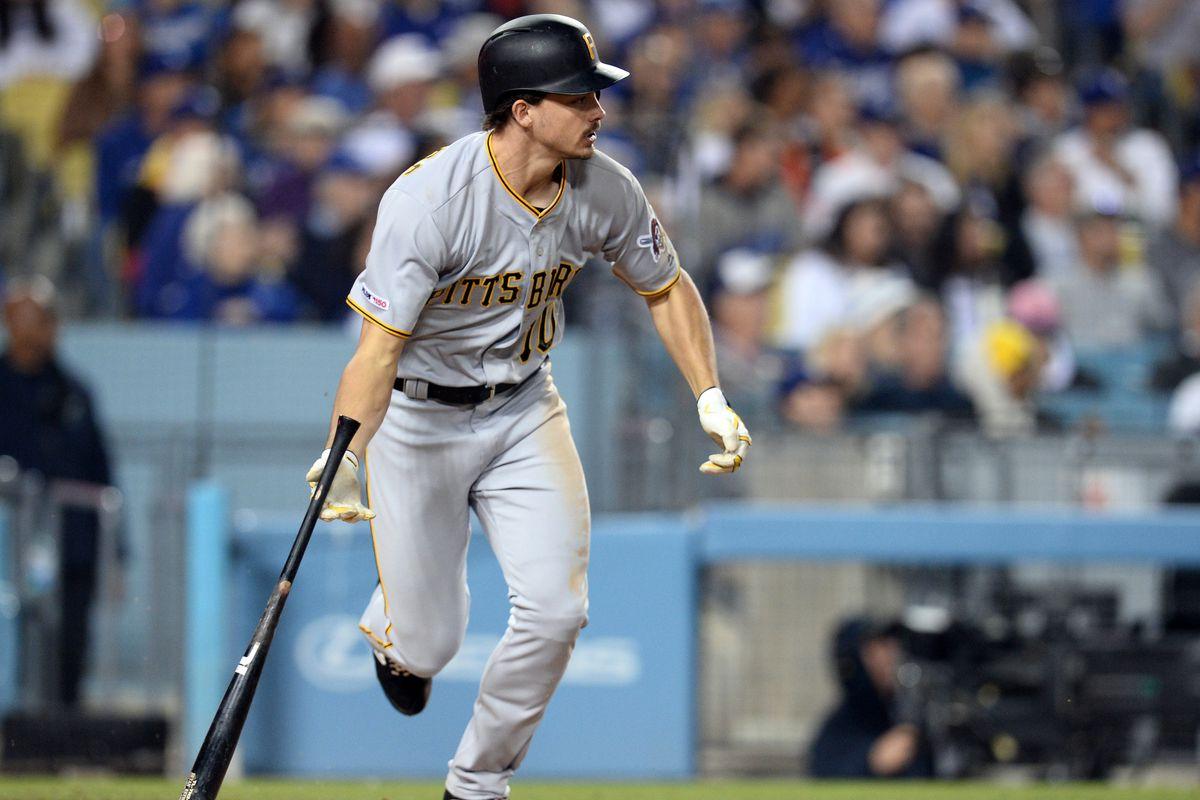 MLB: Pittsburgh Pirates at Los Angeles Dodgers