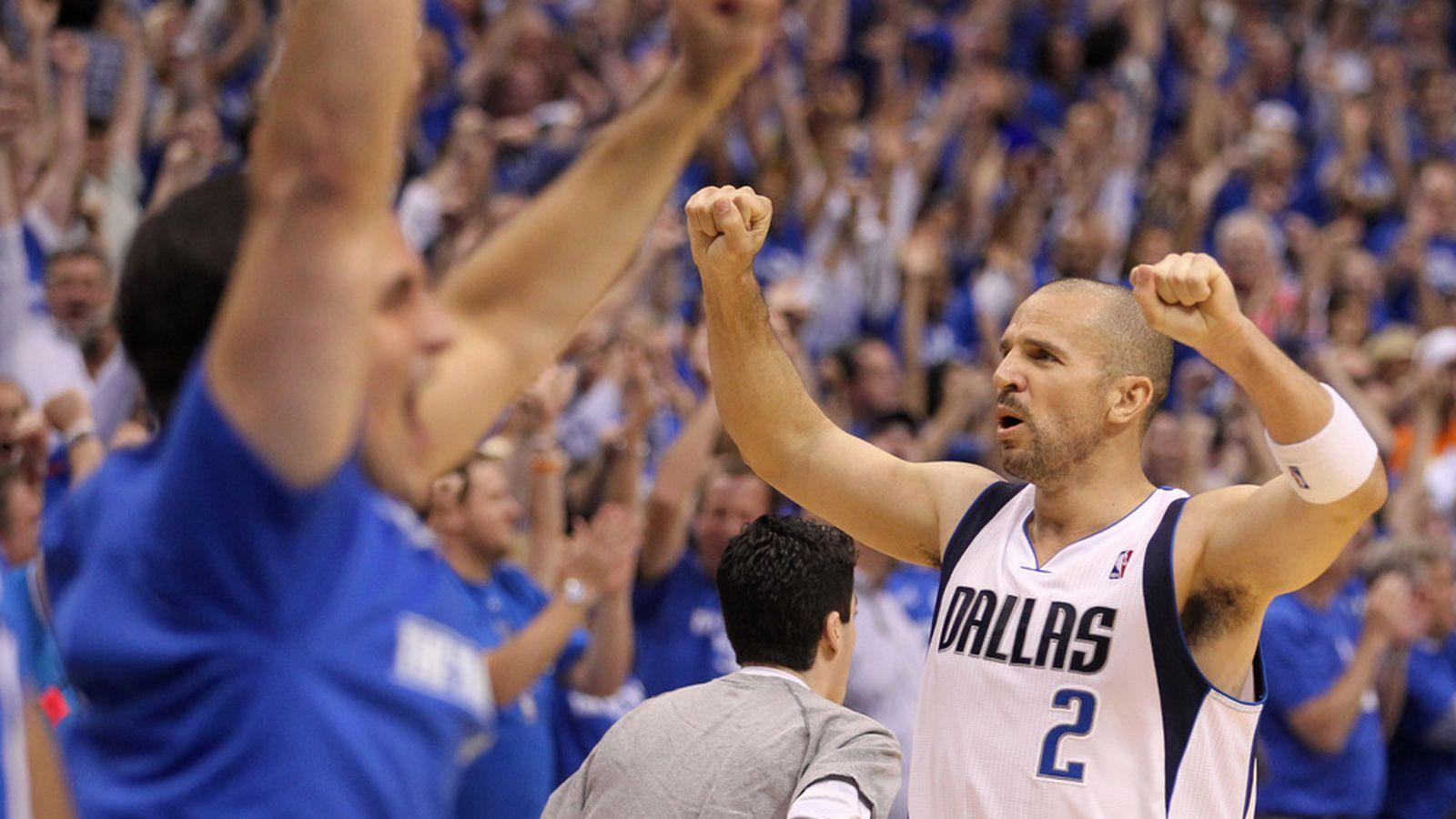 Jason Kidd, Dallas Mavericks Return To The NBA Finals - California Golden Blogs