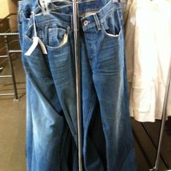 Jeans for men only