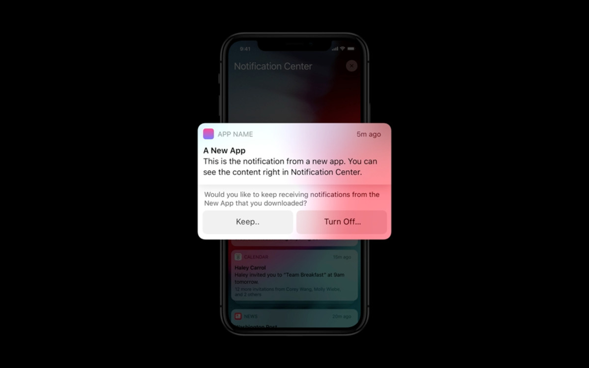 Apple Finally Has The Right Attitude About Notifications In Ios 12 Inventionofthelightbulbdiagram Uploading Using Sendto I Havent Decided Whether Think This Is A Good Idea Or Not But Will Say That It Feels Like Its Come Out Of Some Actual Hard Thought How To