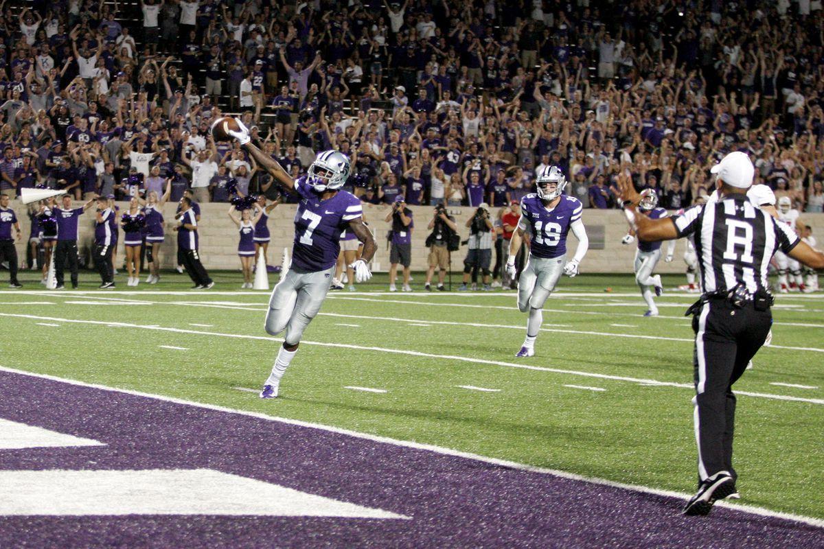 NCAA Football: South Dakota at Kansas State