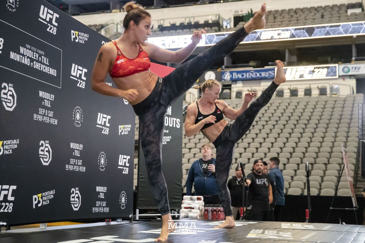 Antonina Shevchenko gets new opponent at TUF 28 Finale with Ashlee Evans-Smith out