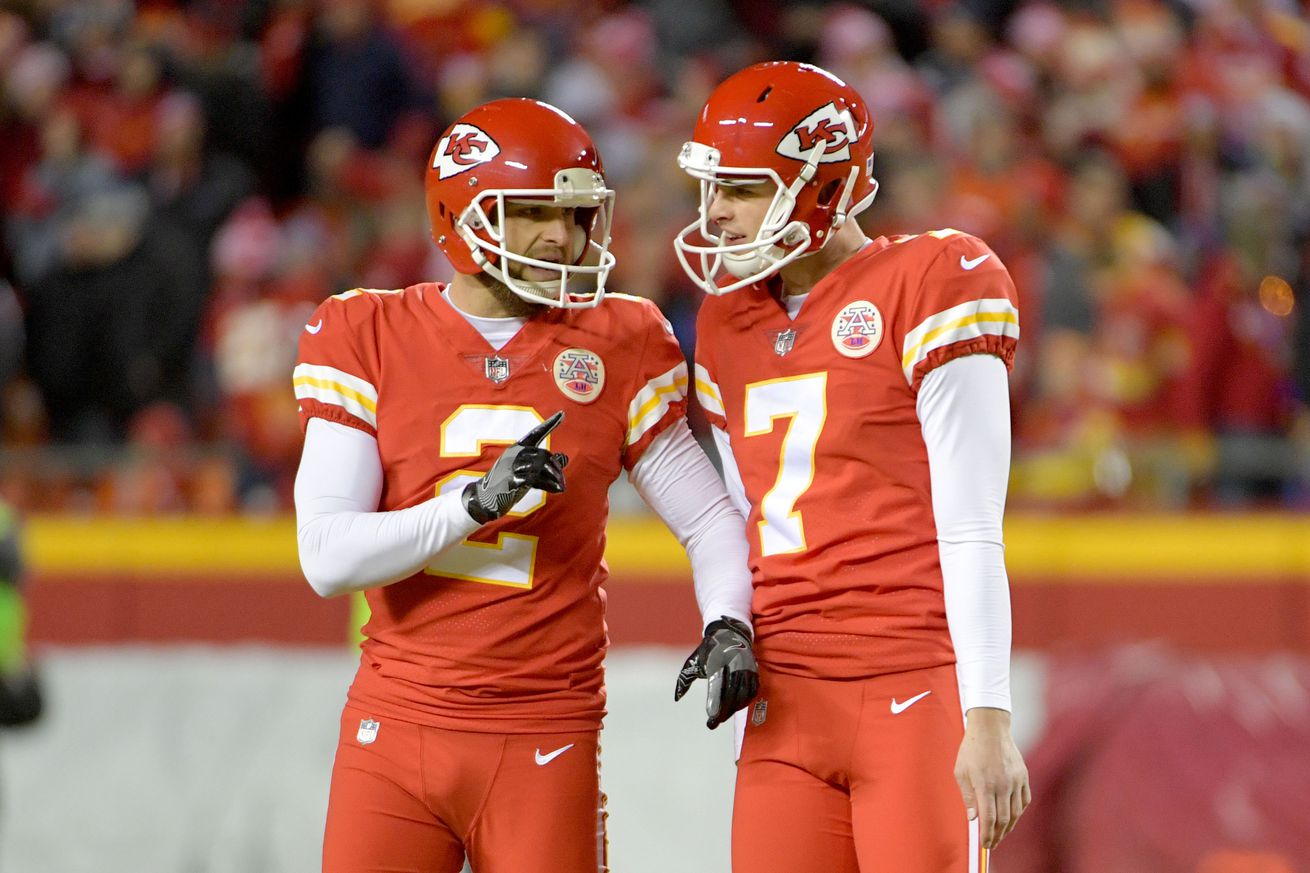 The Chiefs free agents to keep and to let go