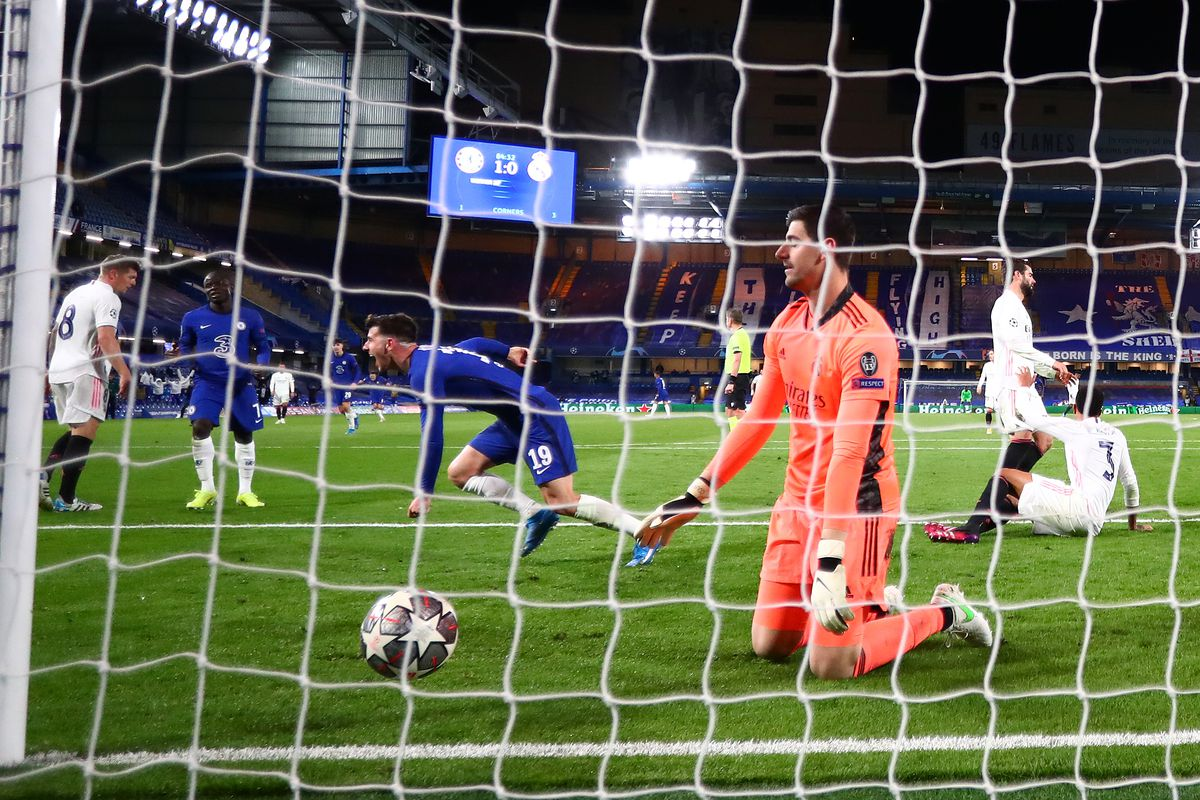 Player ratings: Chelsea 2-0 Real Madrid; 2020/21 Champions League -  Managing Madrid