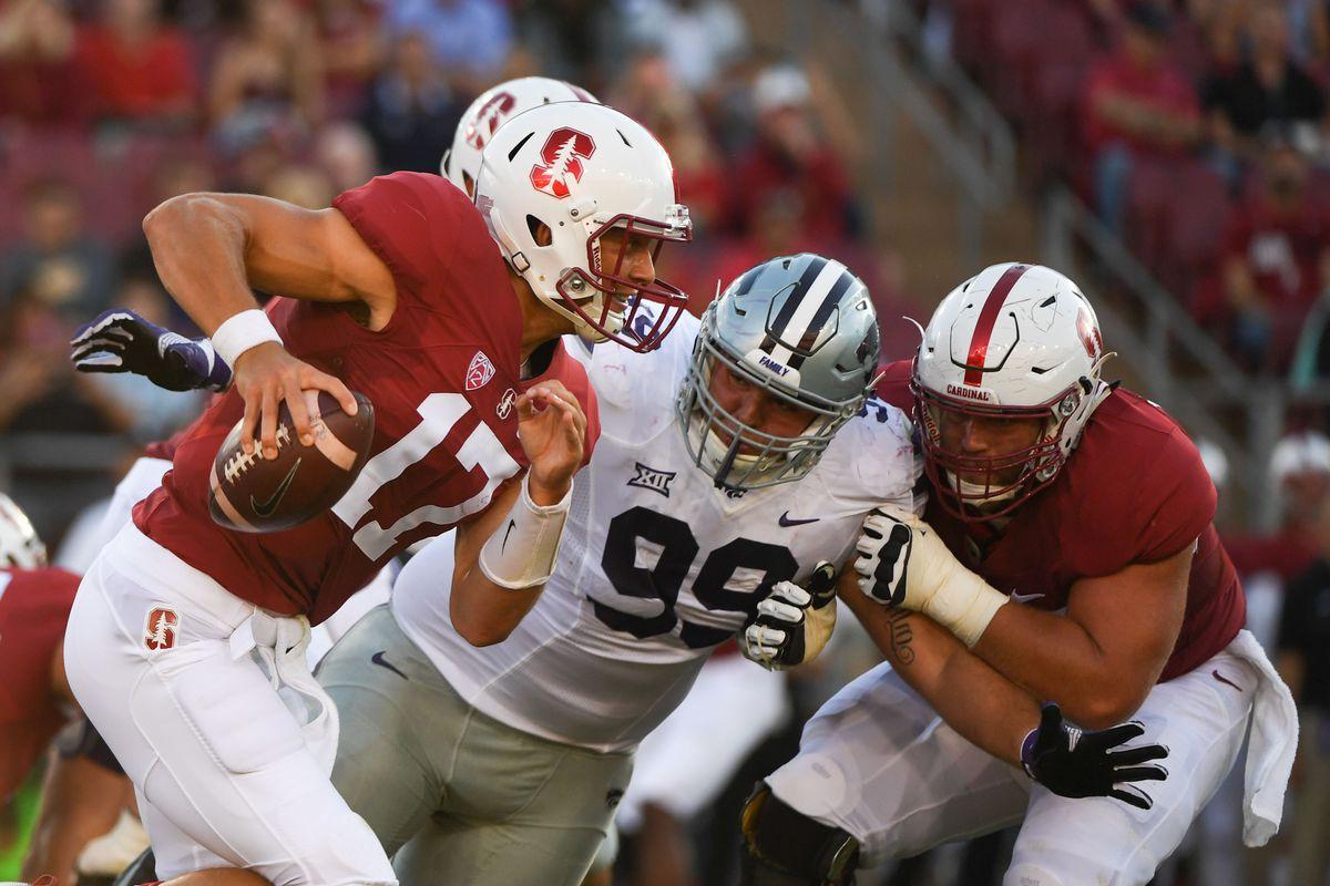 NCAA Football: Kansas State at Stanford