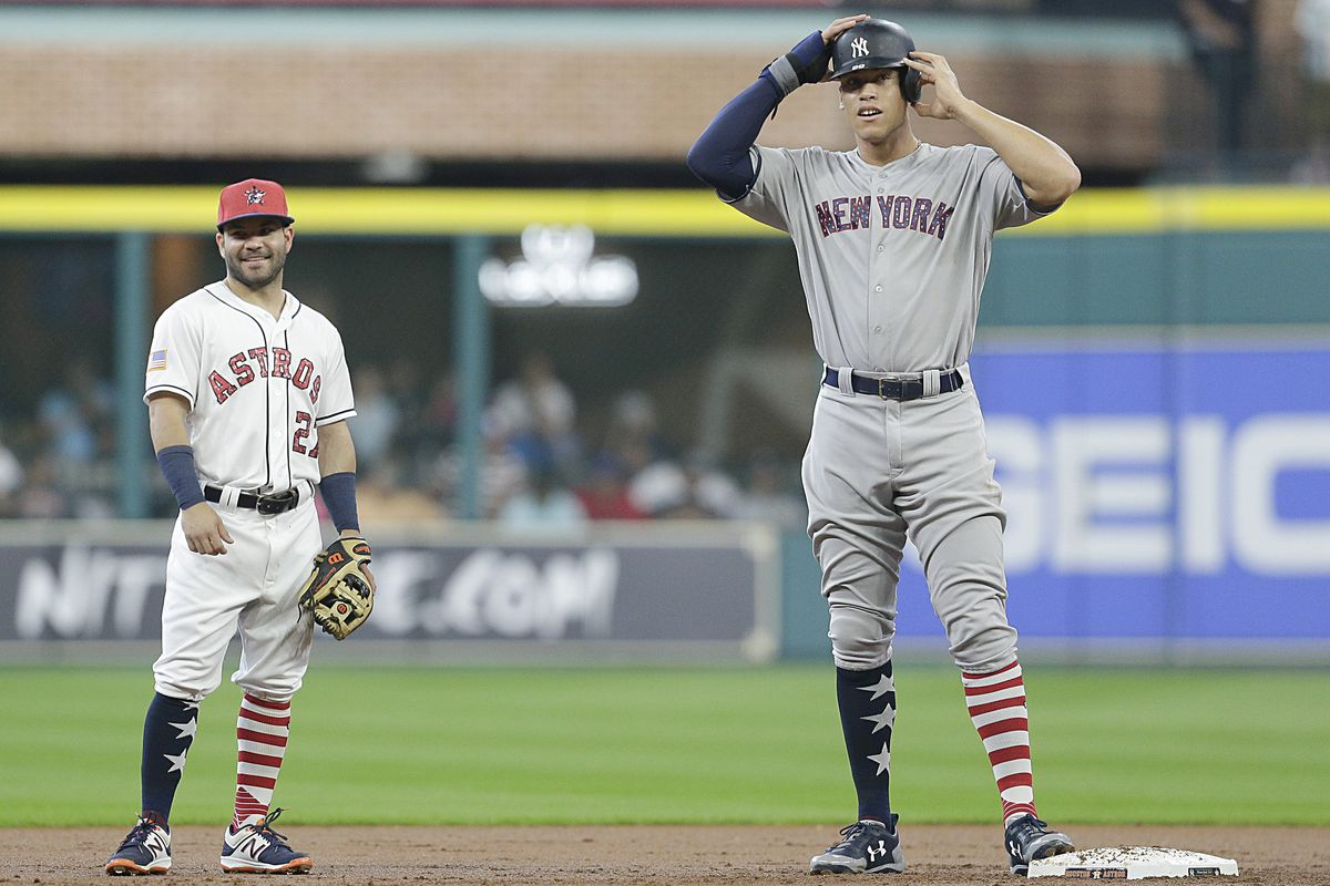 Astros: How to take down the Yankees?