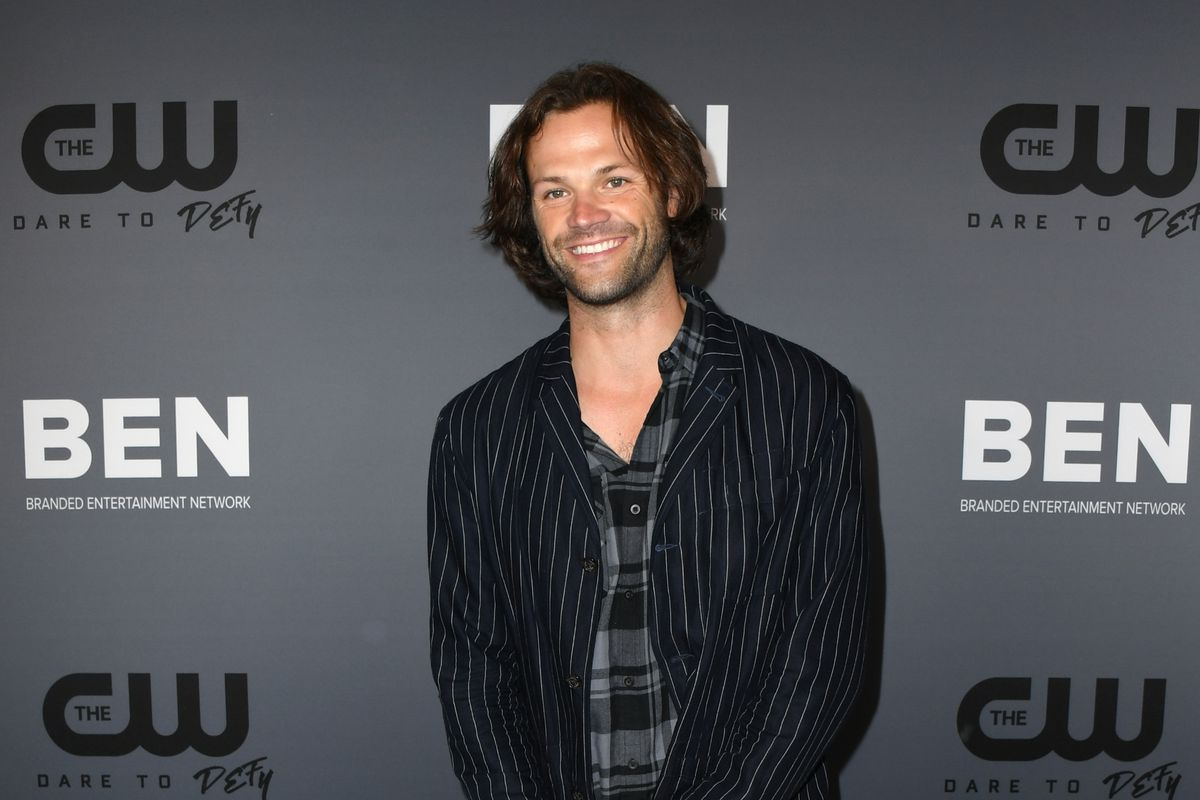 Jared Padalecki at an event in Beverly Hills over the summer