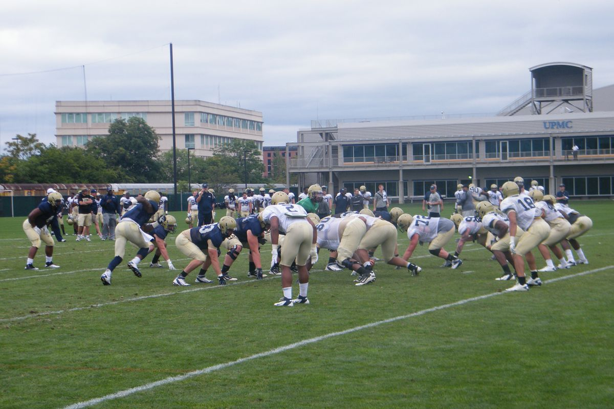 Pitt Training Camp