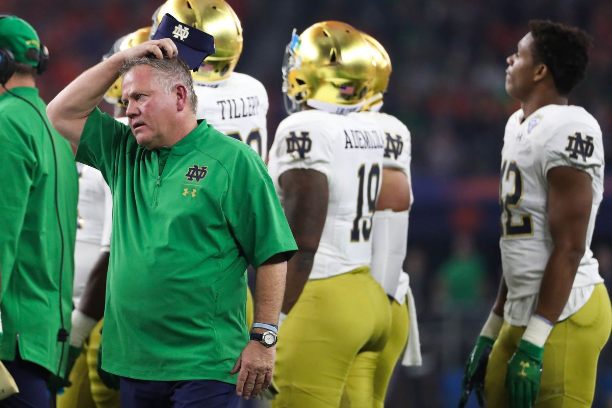 Notre Dame Wants A 13th Football Game And Here S How To Do It