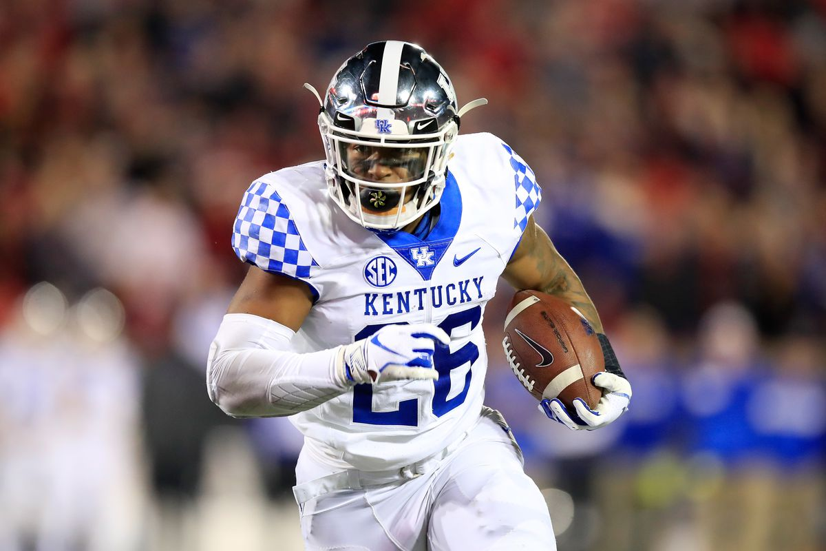 UK Football  Benny Snell declares for 2019 NFL Draft - A Sea Of Blue 33e238aa6