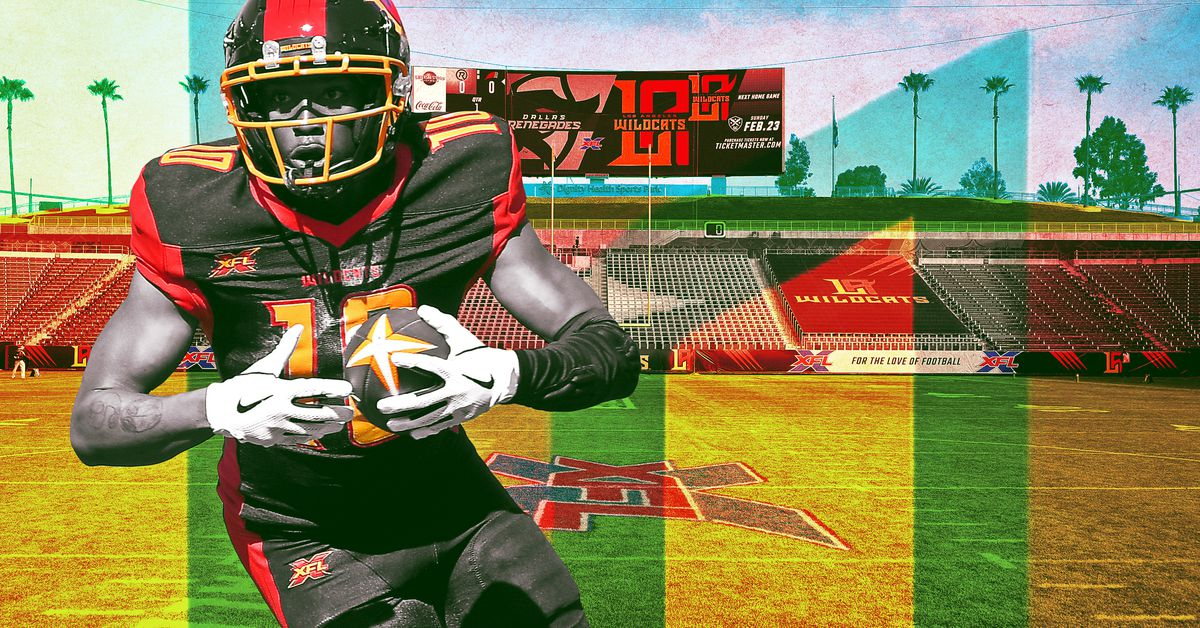 Meet the Fans Who Could Make the XFL a Hit in Los Angeles