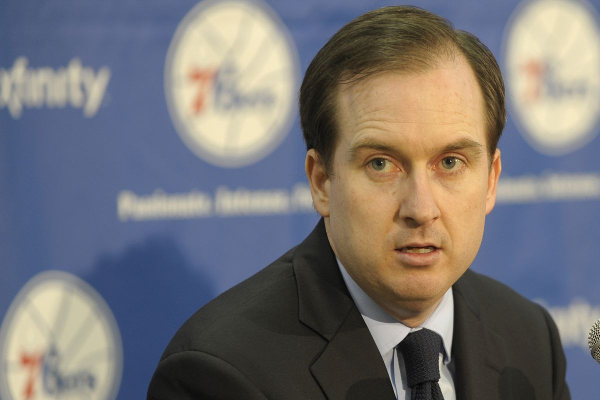 Sam Hinkie isn't just a savvy GM - he plays a mean game of ChuChu Rocket! as well.