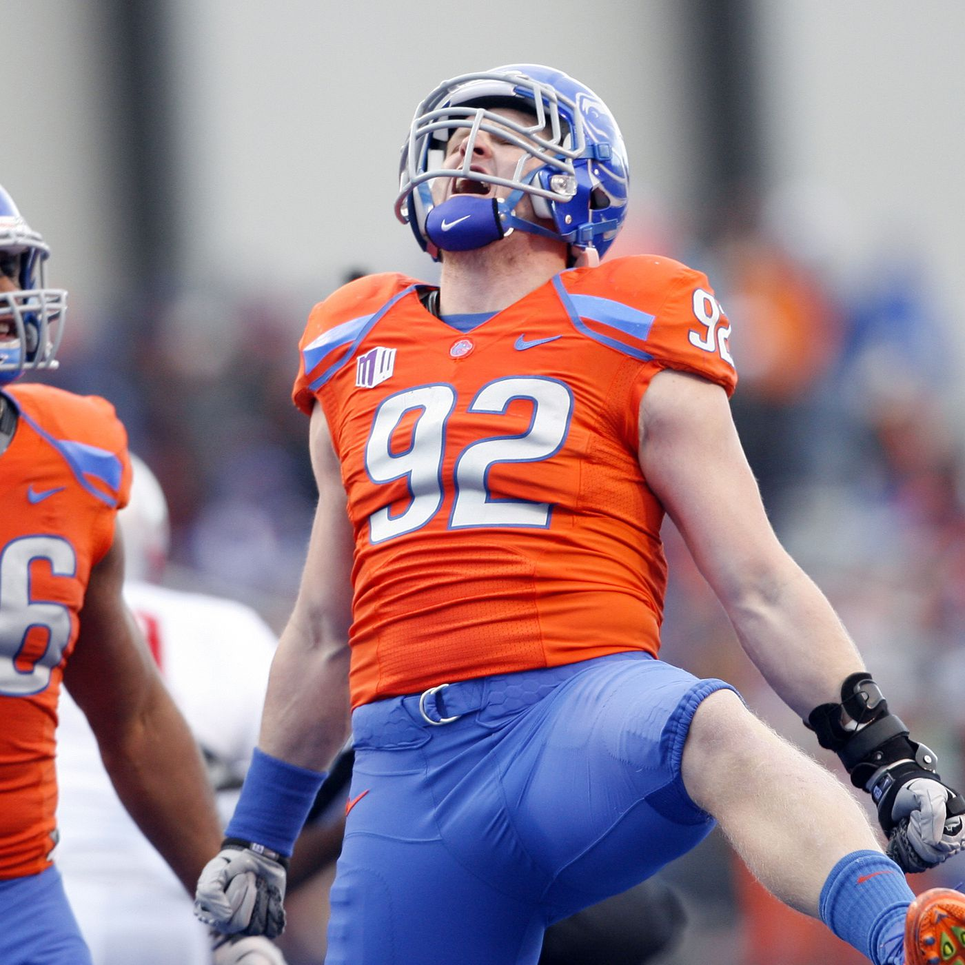 Blast From the Bronco Past: Shea McClellin - Mountain West Connection