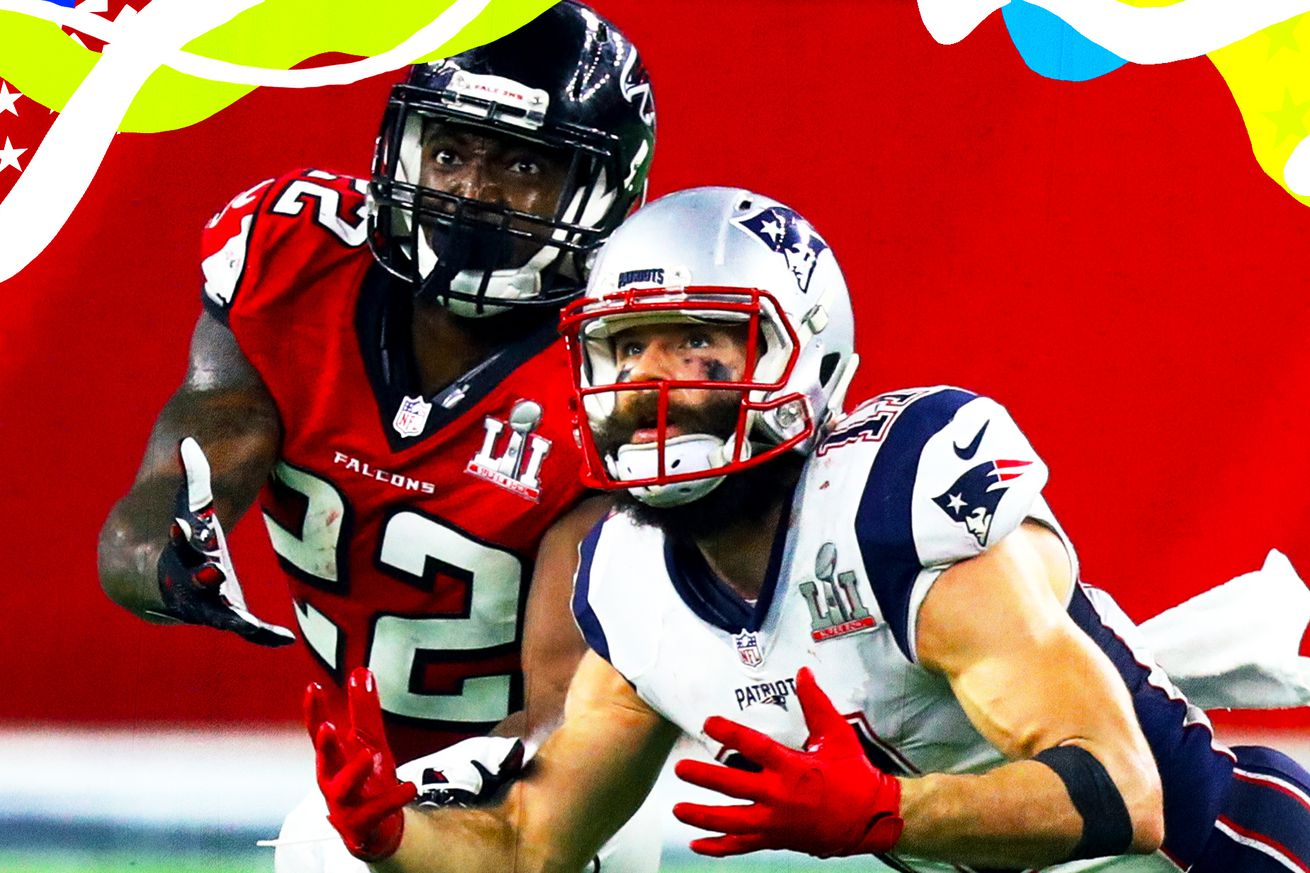 edelman.0 - Is Julian Edelman the best postseason wide receiver since Jerry Rice?