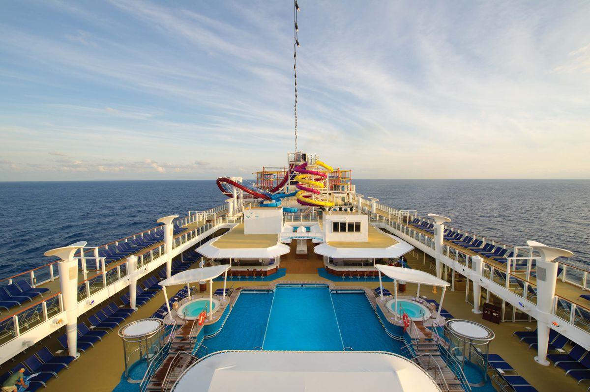 The Norwegian Breakaway New Orleans Largest Cruise Ship