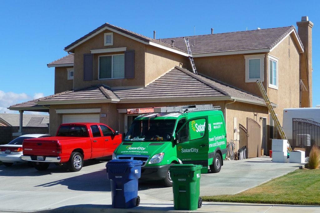 solarcity install