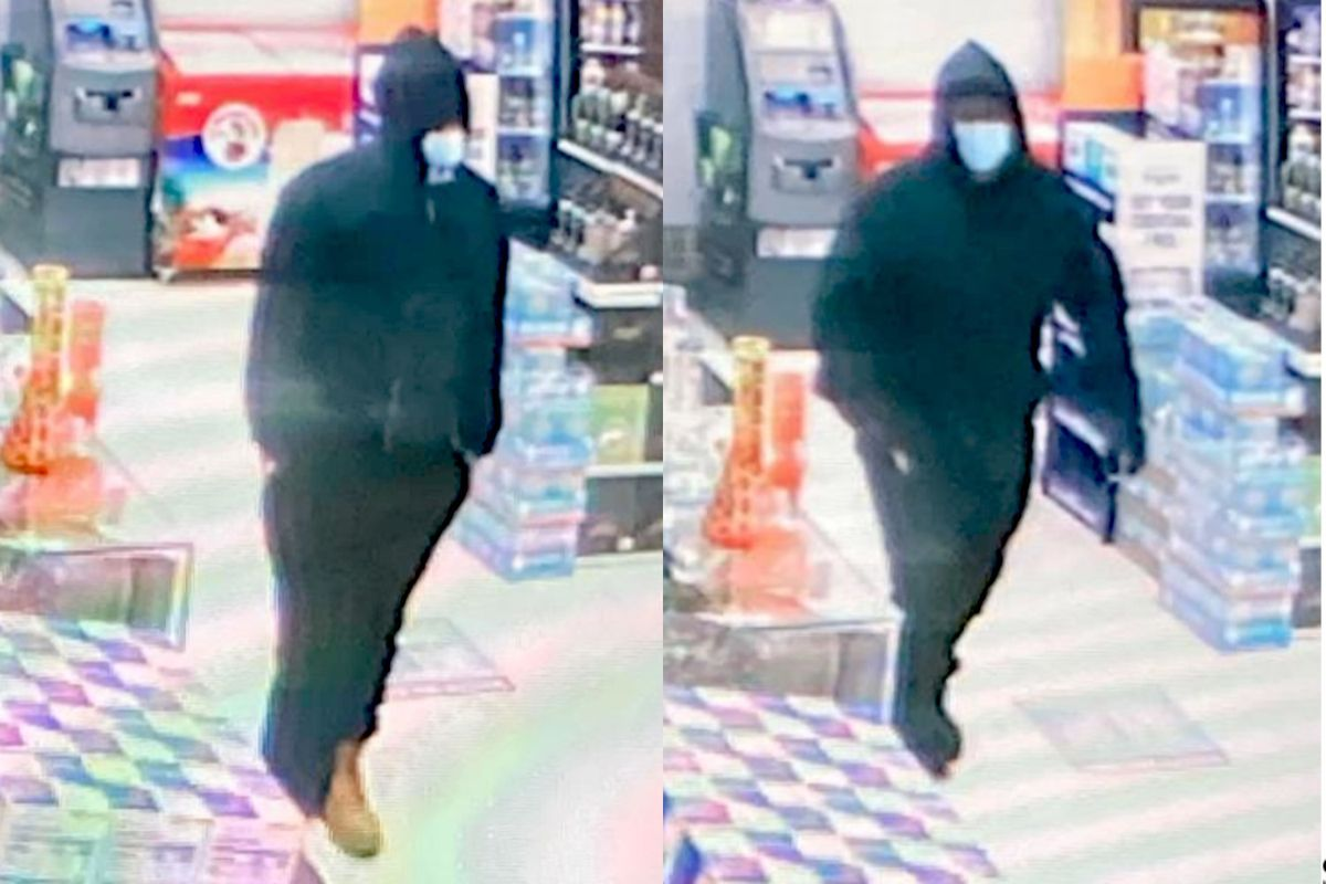 Police say these two men robbed a liquor store on Feb. 28 in Naperville.