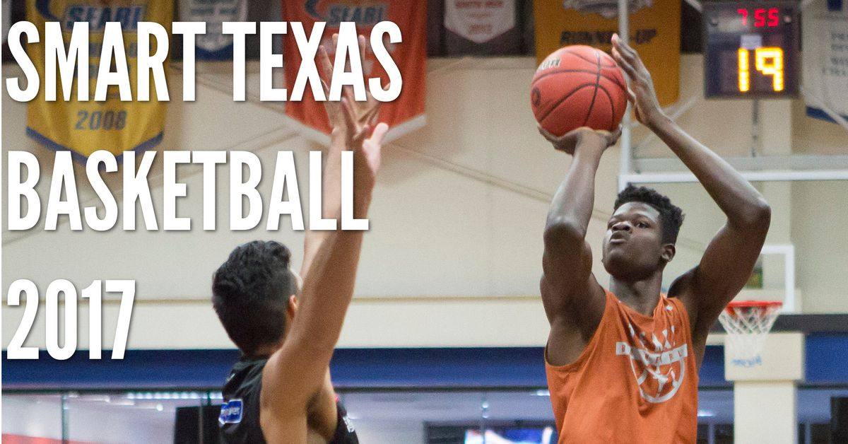 2017 Texas Basketball Recruiting Longhorn Class Ranked 4: Smart Texas Basketball Is Available For Download