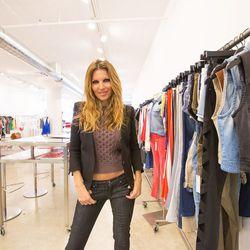 Frankie B Designer Daniella Clarke.