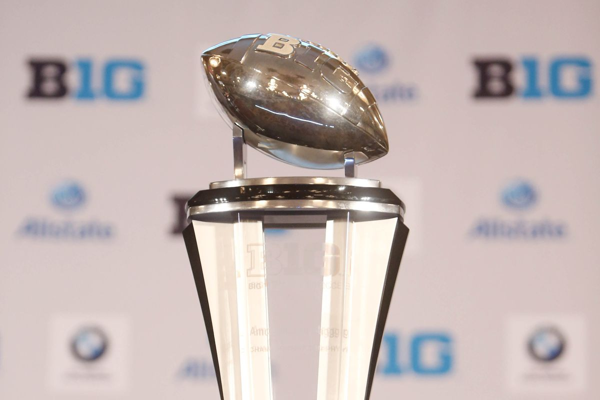 Not sure if there is a trophy for this challenge or if it's purely non-conference bragging rights.