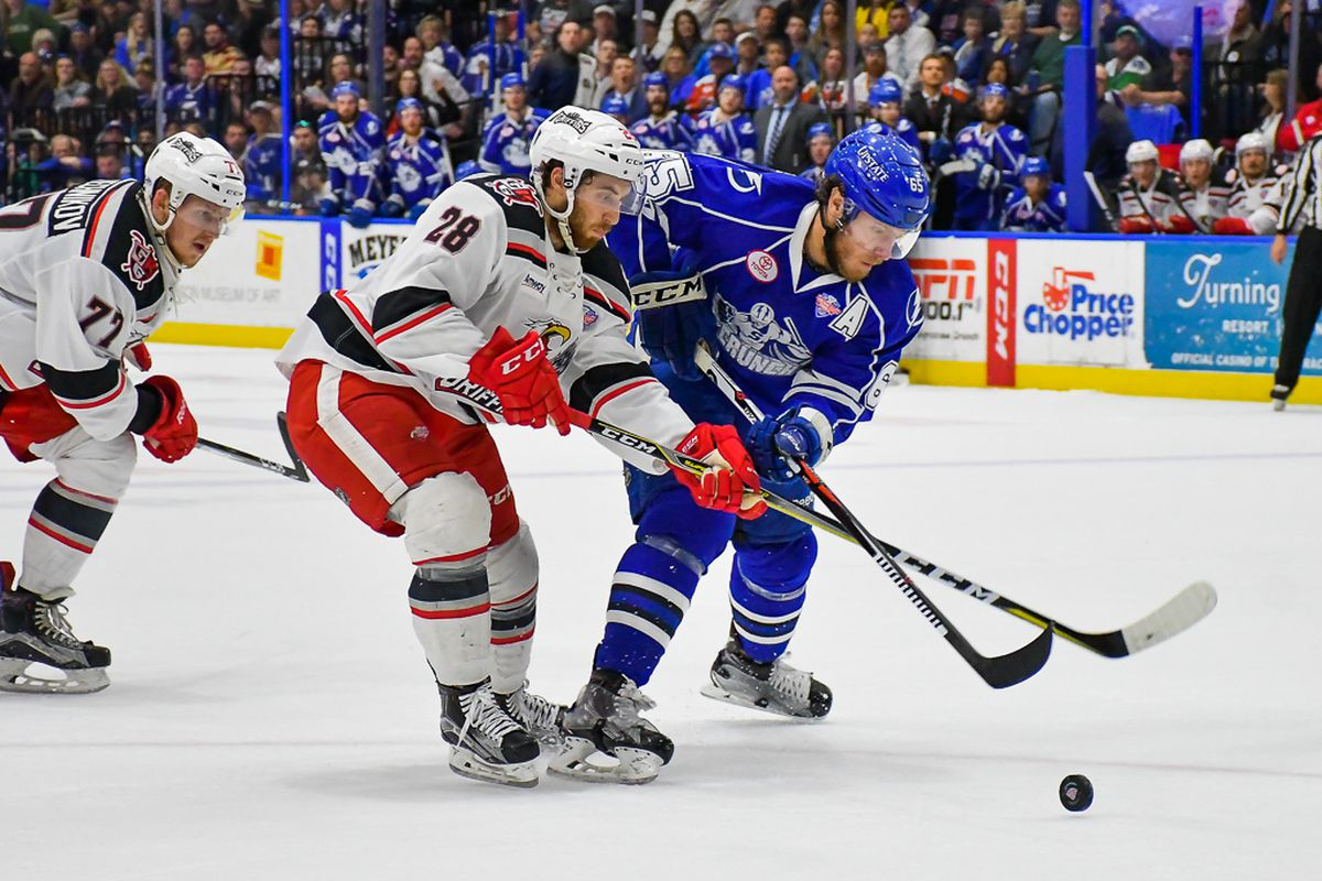 Syracuse Crunch vs. Grand Rapids Griffins preview: AHL Calder Cup ...