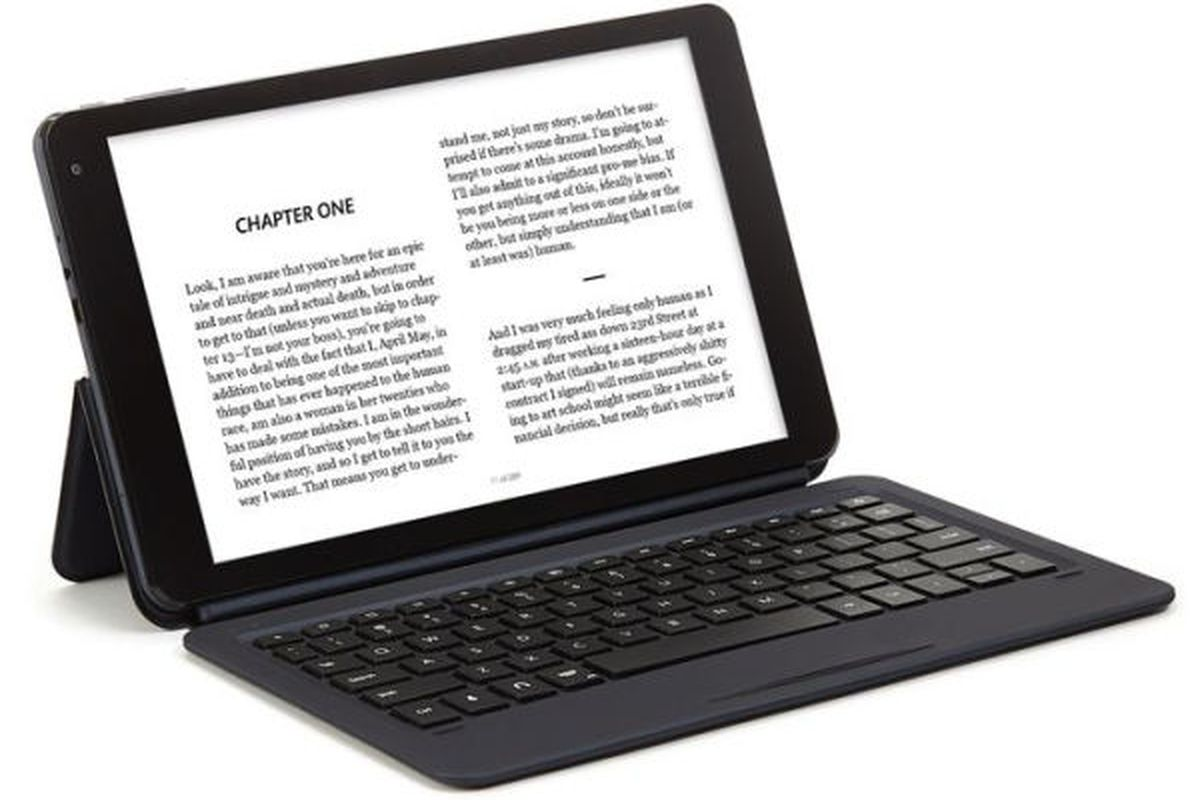 barnes noble unveils a charging dock and keyboard cover for the
