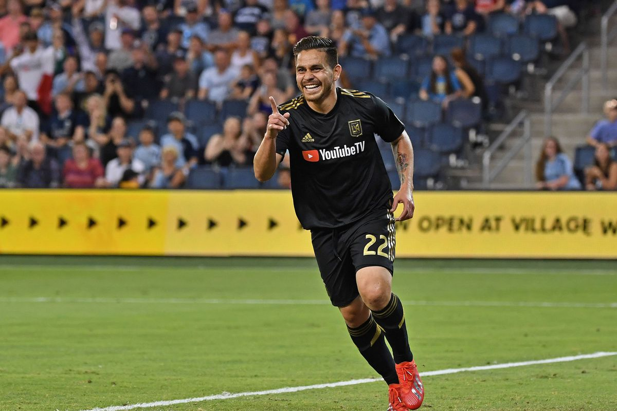 MLS: Los Angeles FC at Sporting Kansas City