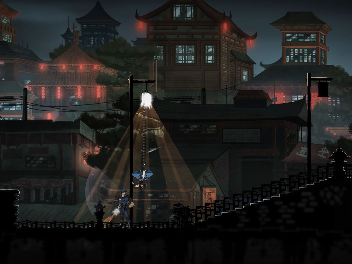Mark Of The Ninja Remastered Guide Walkthrough And Collectibles