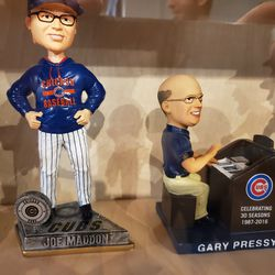 More Cubs personalities