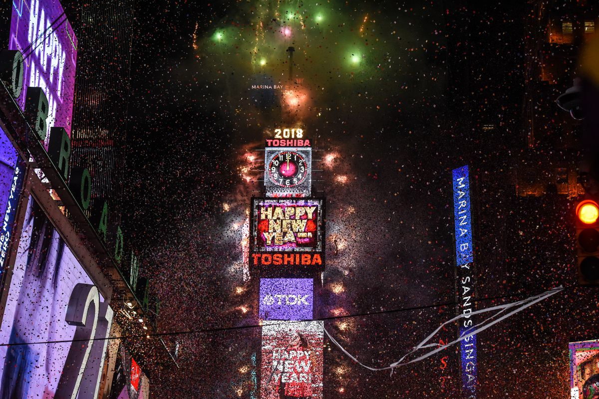 New Year's Eve in Times Square 2018: How to live stream ...