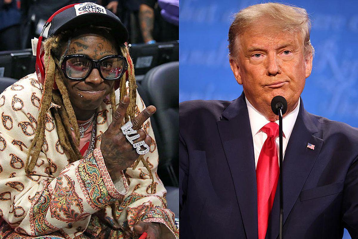 Lil Wayne/Donald Trump