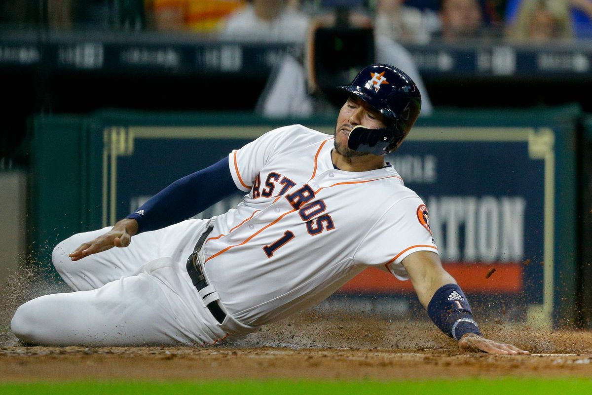 Astros Carlos Correa expected to miss 6-8 weeks