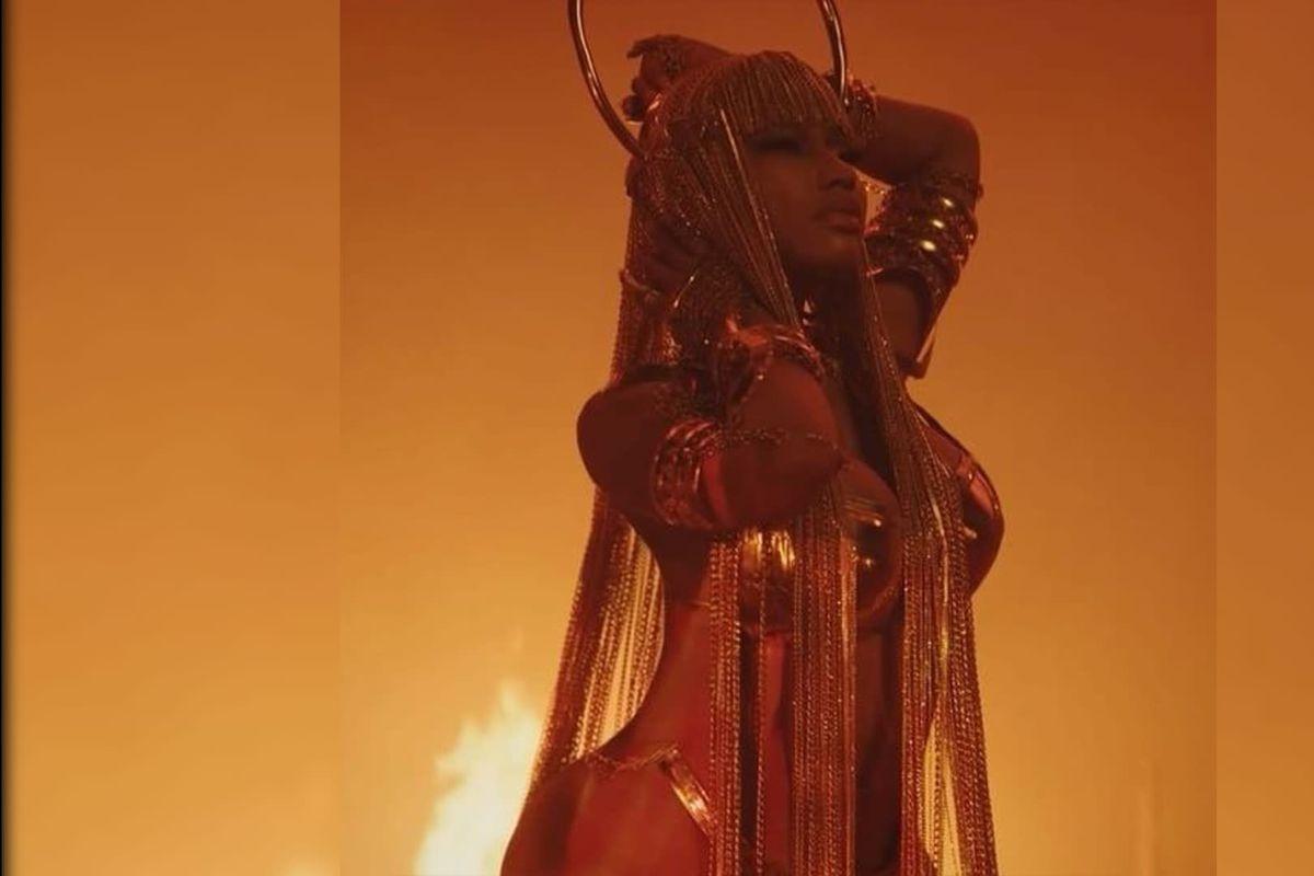 """Nicki Minaj drops her music video for """"Ganja Burn"""" - REVOLT"""