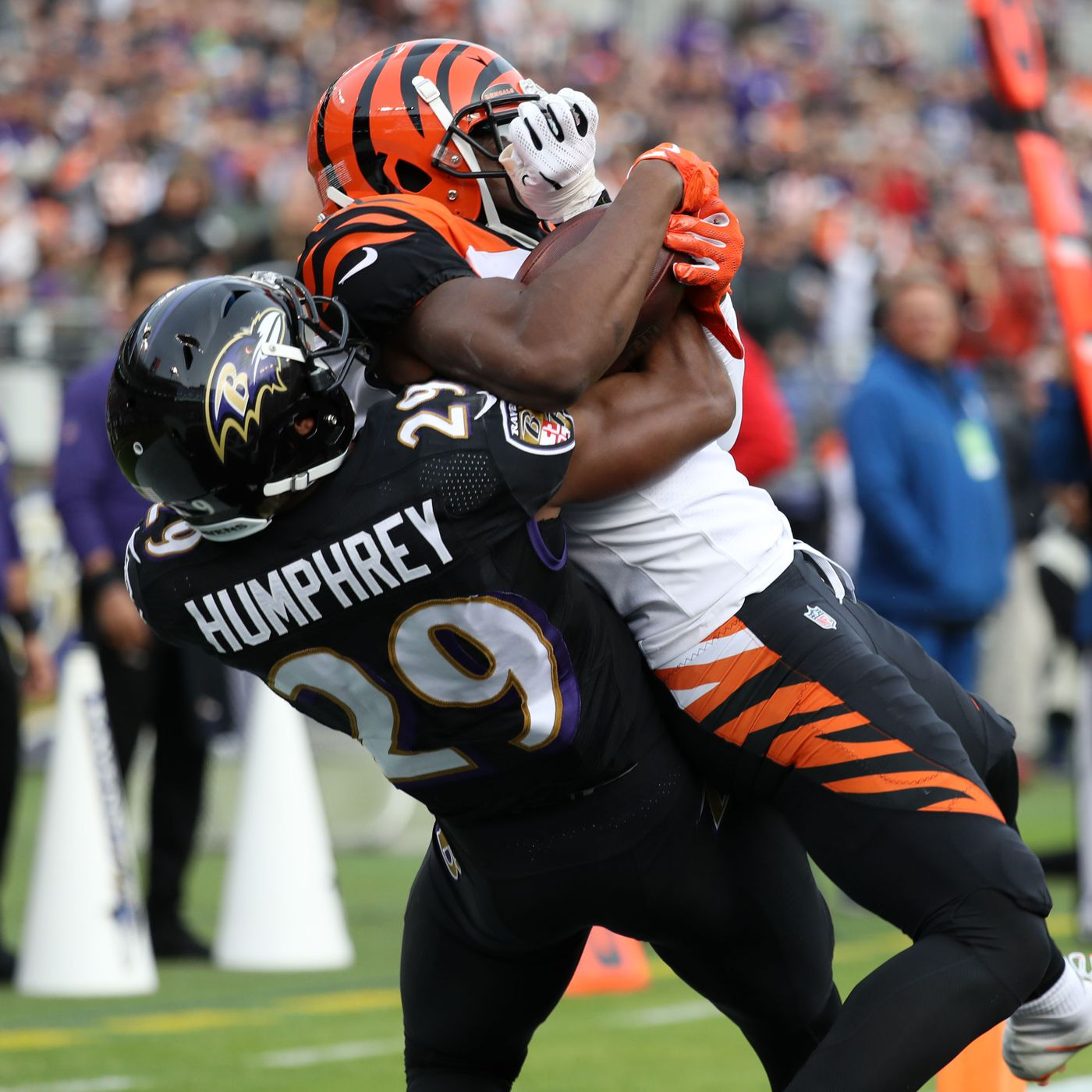 3ad6a47fa2bb NFL trade rumors 2019: Bengals are looking to trade former 1st round ...