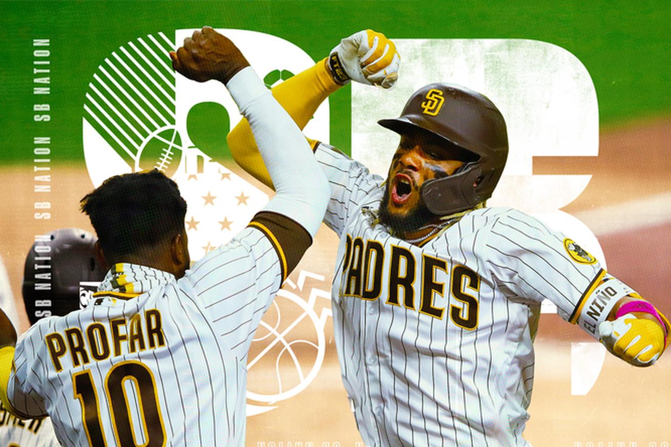 padres 720.0 - Fernando Tatis Jr. is the towering personality baseball hasn't had since Griffey Jr.