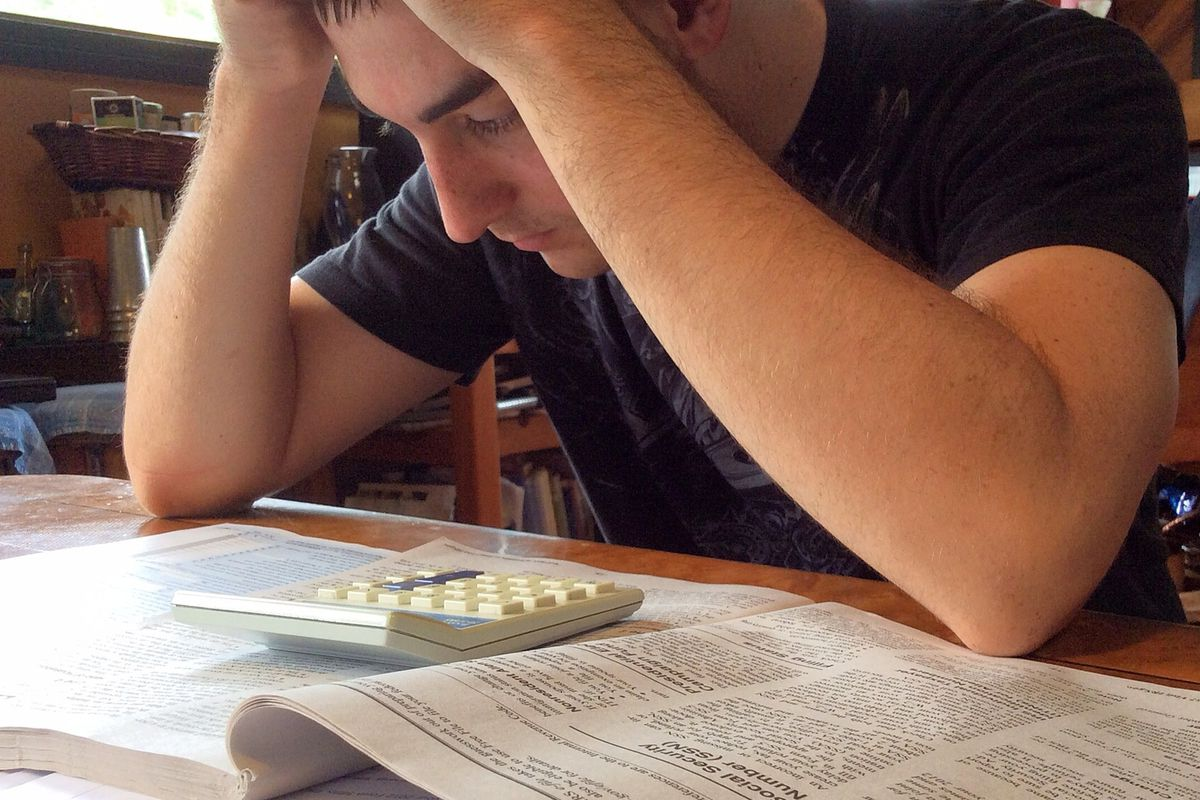 Figuring out student loan bills can be frustrating.