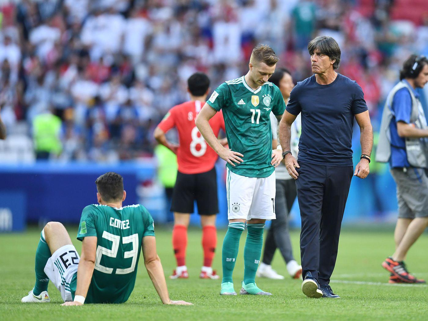 d096eb1de Major Link Soccer  World Champs no more - Sounder At Heart
