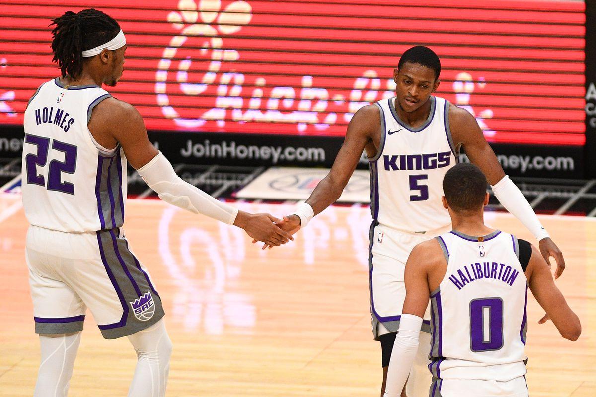 NBA: FEB 07 Kings at Clippers