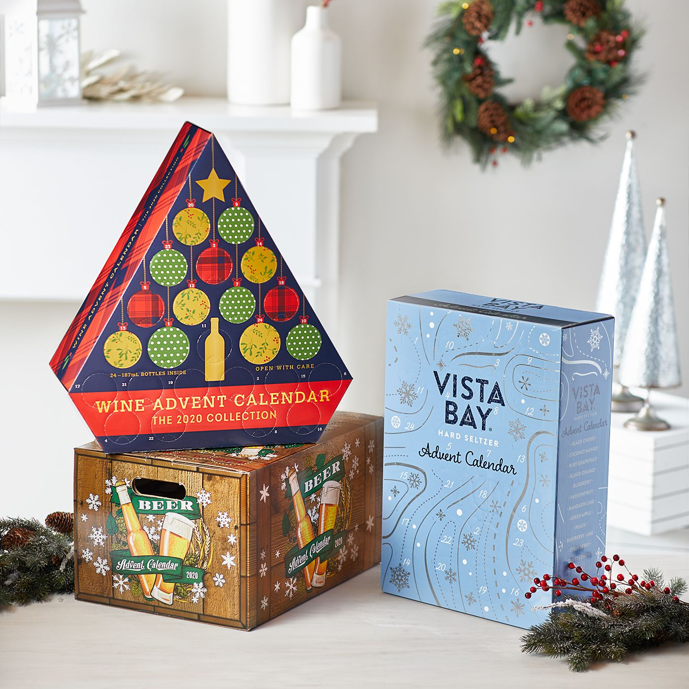 Aldi Christmas Eve Hours 2020 Aldi's 2020 Advent calendar collection featuring wine, beer