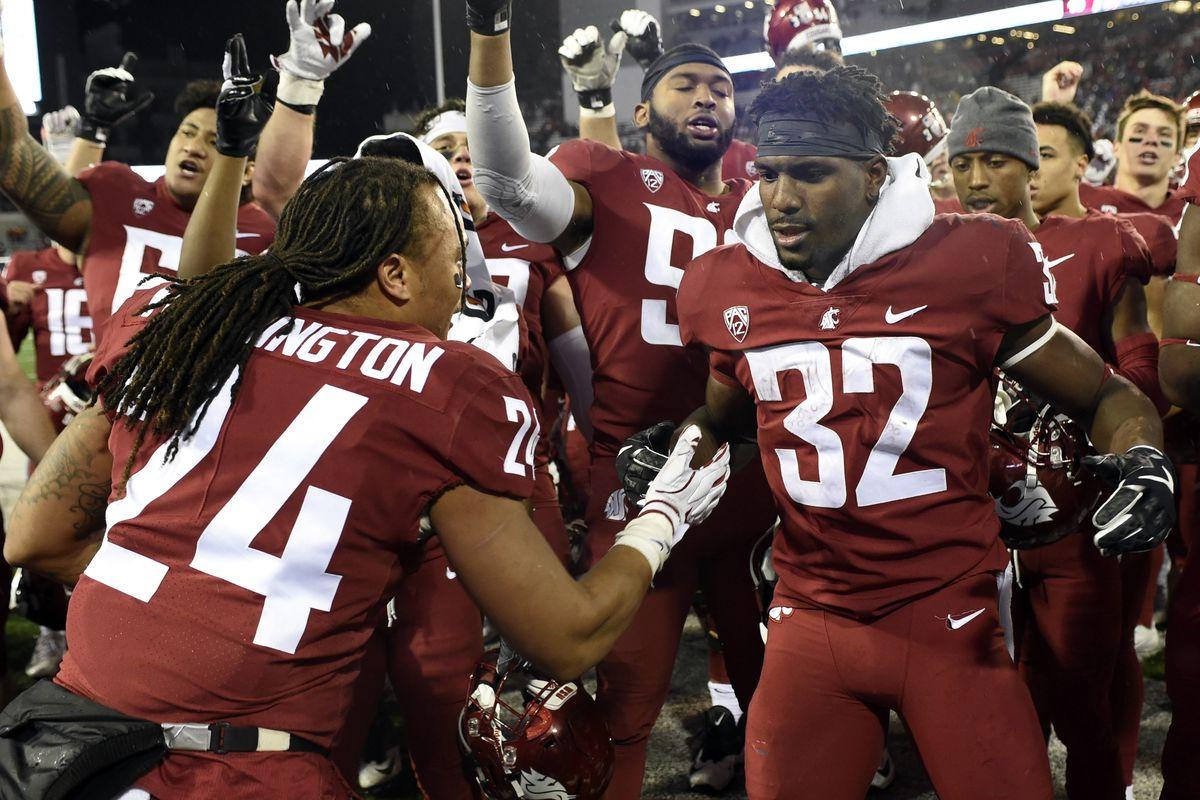 NCAA Football: California at Washington State