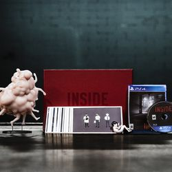 Inside collector's edition