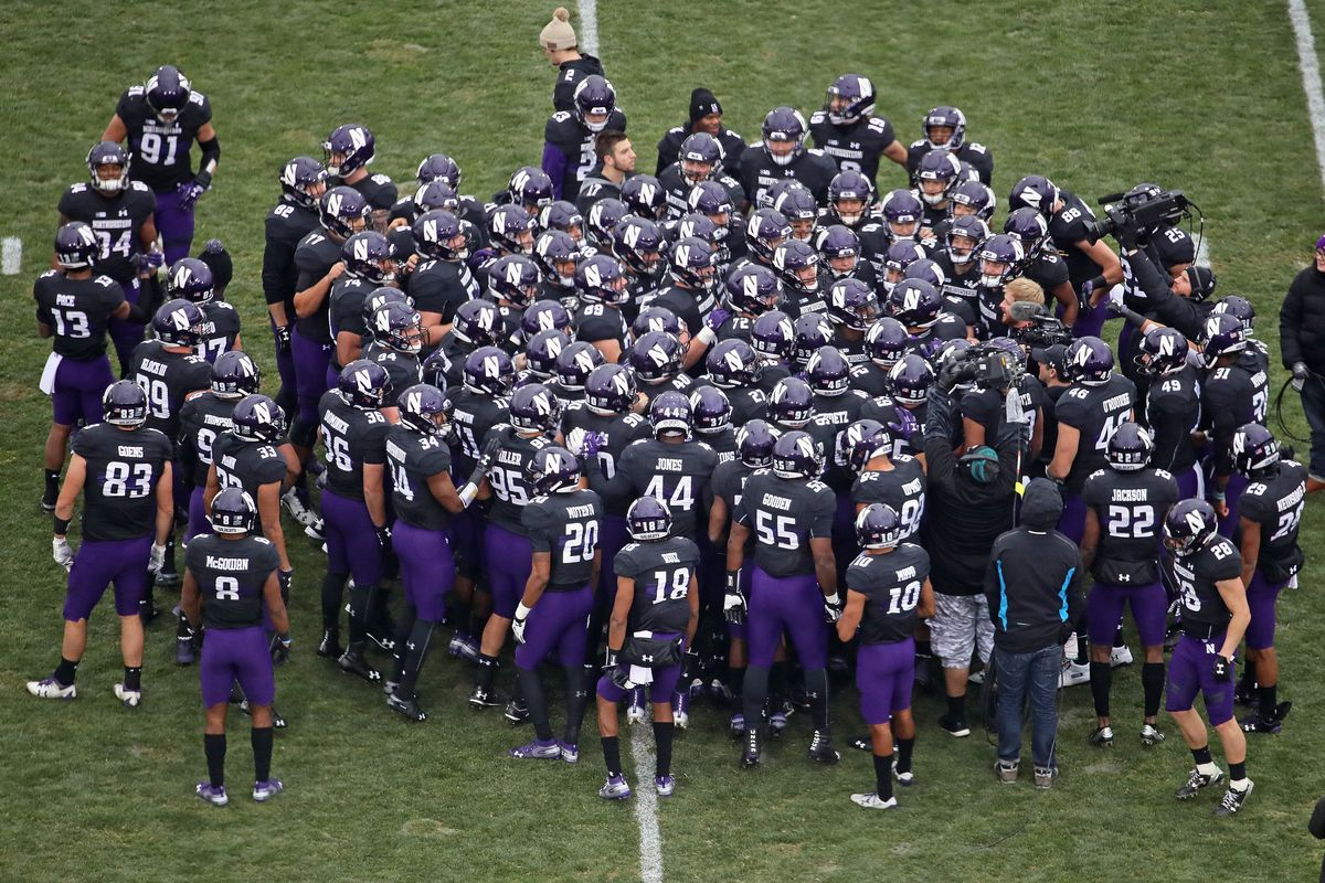 The Northwestern football program resumed practices after a player received a false positive coronavirus test.