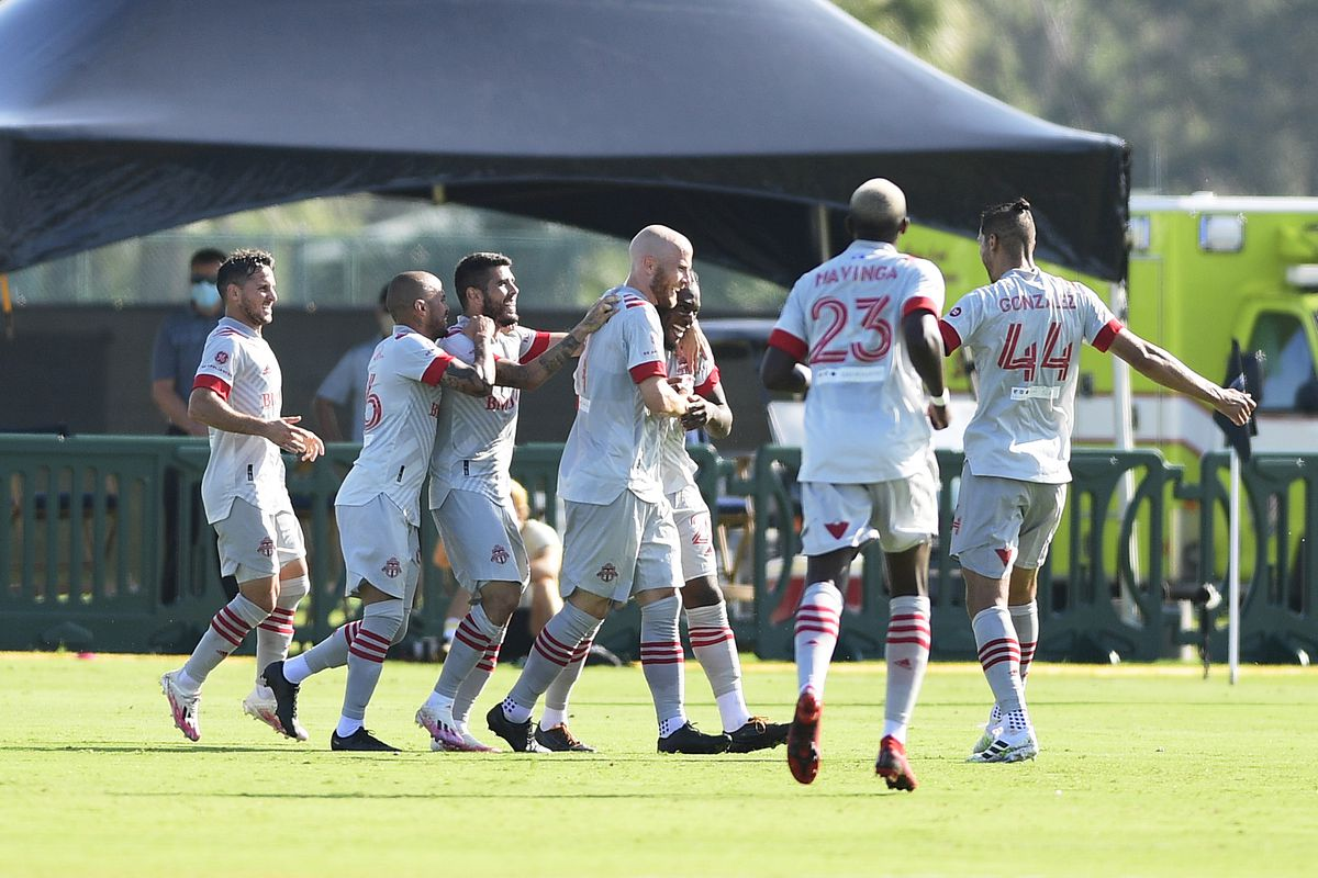 Toronto FC v DC United - MLS Is Back Tournament