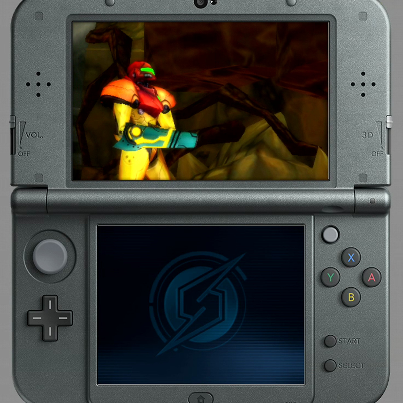 Metroid Samus Returns Introduces Free Aim Melee Counter And More 3ds Special Edition Reg Us Abilities Polygon