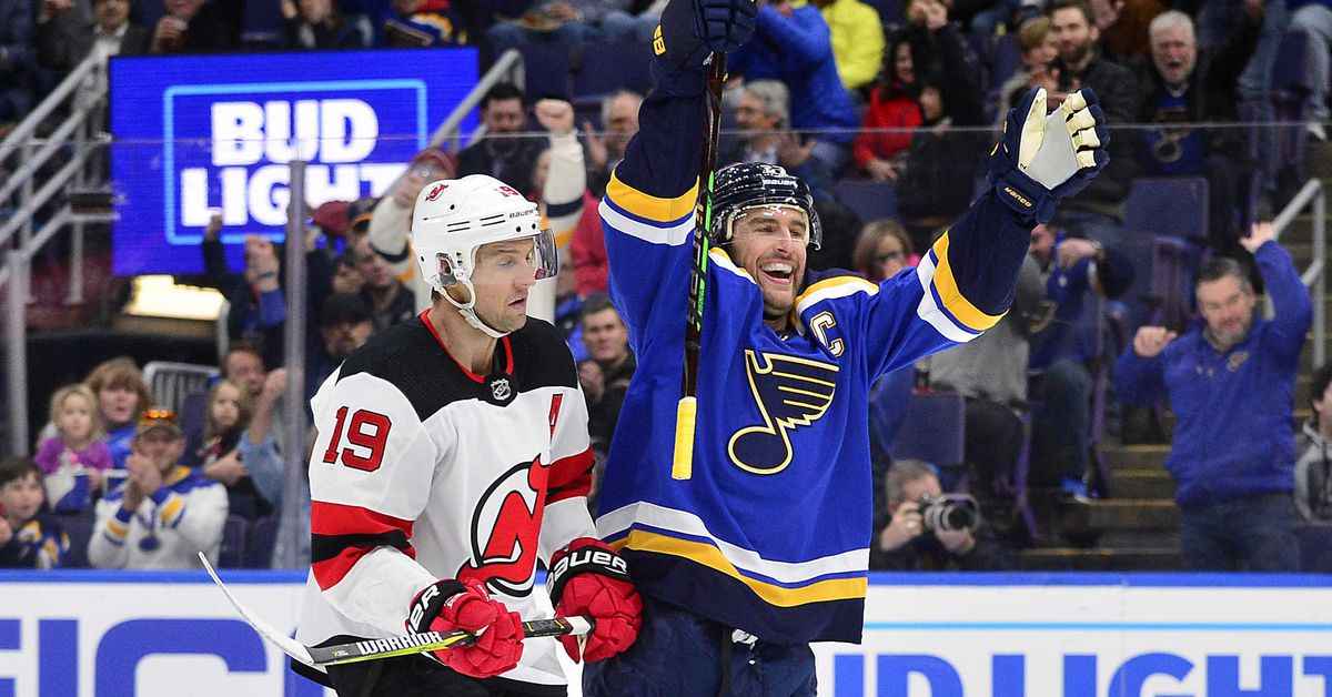 Devils at Blues GameDay Thread: Devil of a time
