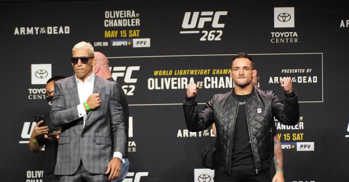 UFC raises performance bonus payouts for UFC 262