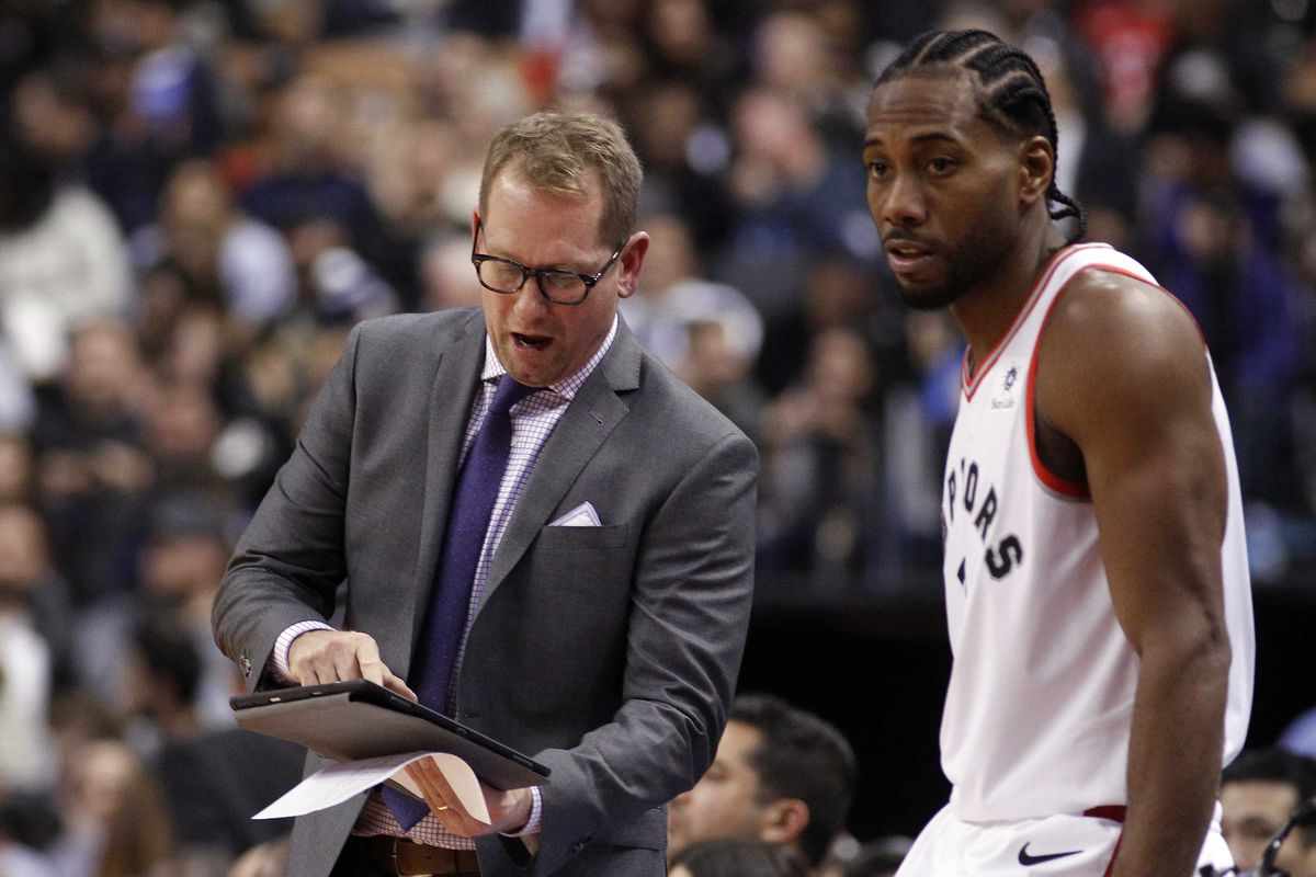 Kawhi Life: Time for peace and quiet in a loud city
