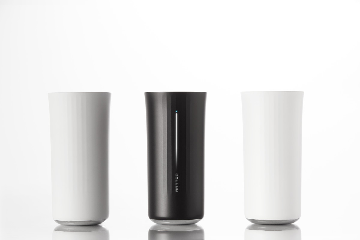 """First Look: New Yves Behar-Designed """"Smart"""" Cup Knows Exactly What You're Drinking"""