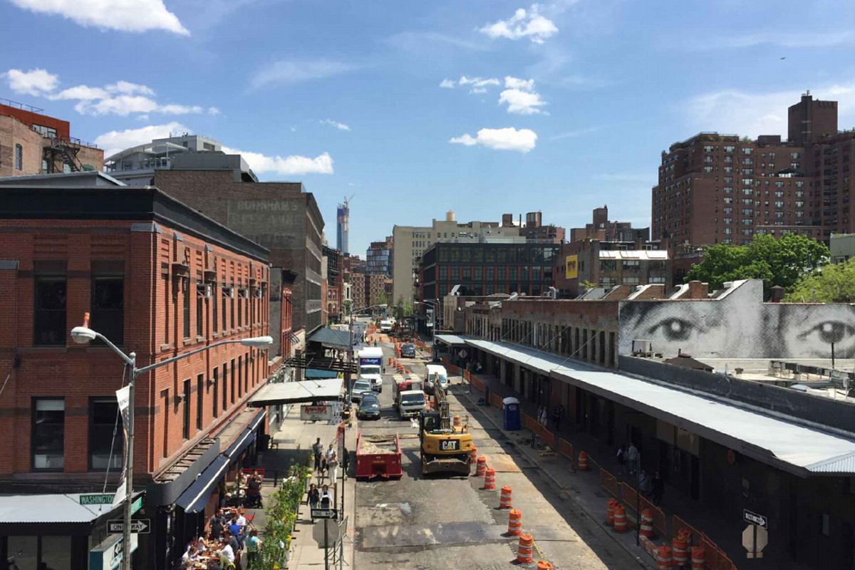 Restoration Hardware S Meatpacking Hotel Approved By Lpc